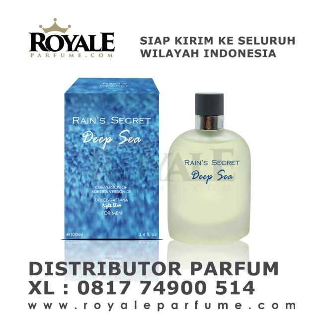 Agen parfum di  Ambon