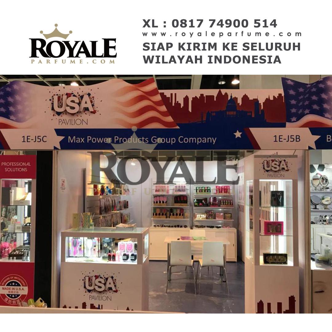 Royaleparfume.com Pameran di HongKong