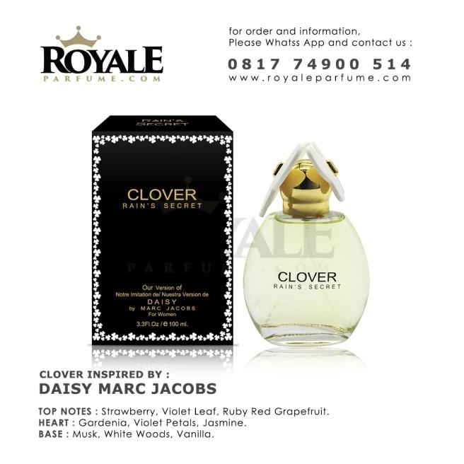 CLOVER Rain's Secret Parfume USA