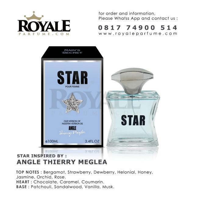 STAR Rain's Secret Parfume USA