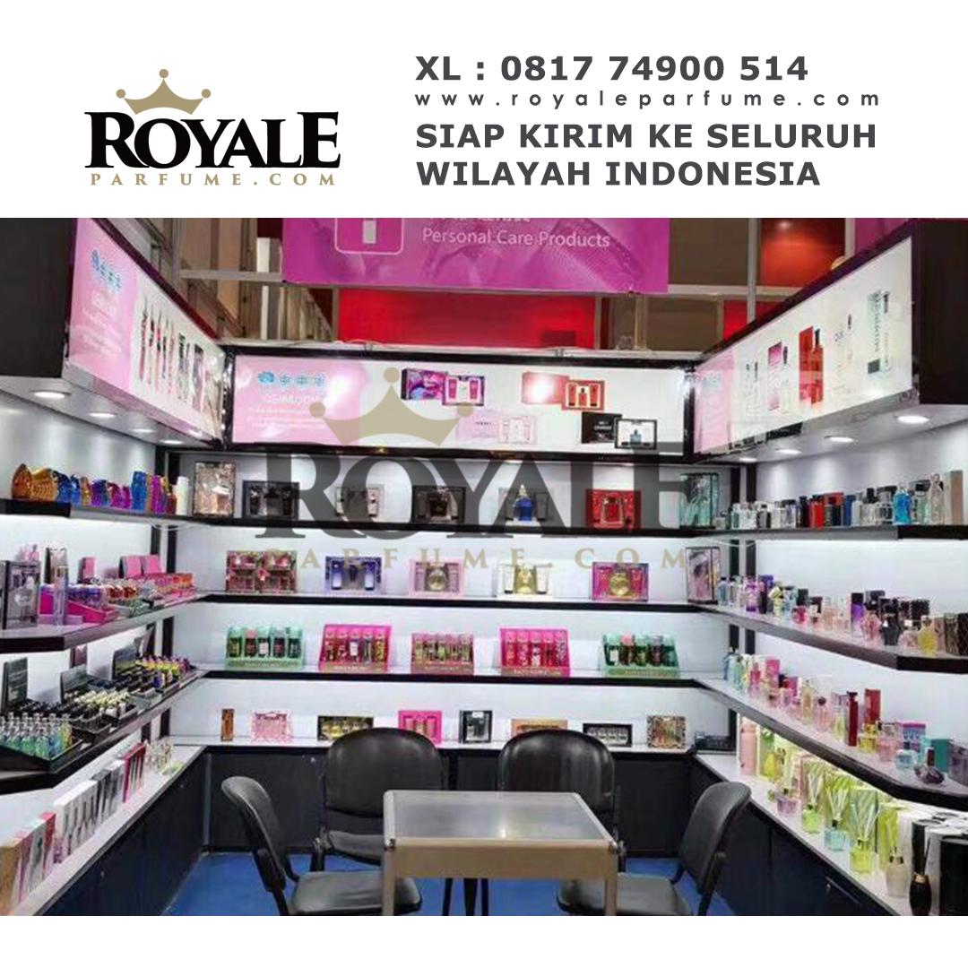 Royaleparfume.com Pameran di USA