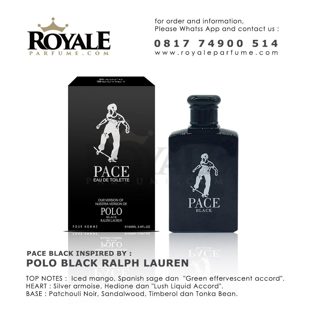 3.ROYALEPARFUME.COM RAIN'S SECRET PARFUM (USA) PACE BLACK INSPIRED BY POLO BLACK RALPH LAUREN