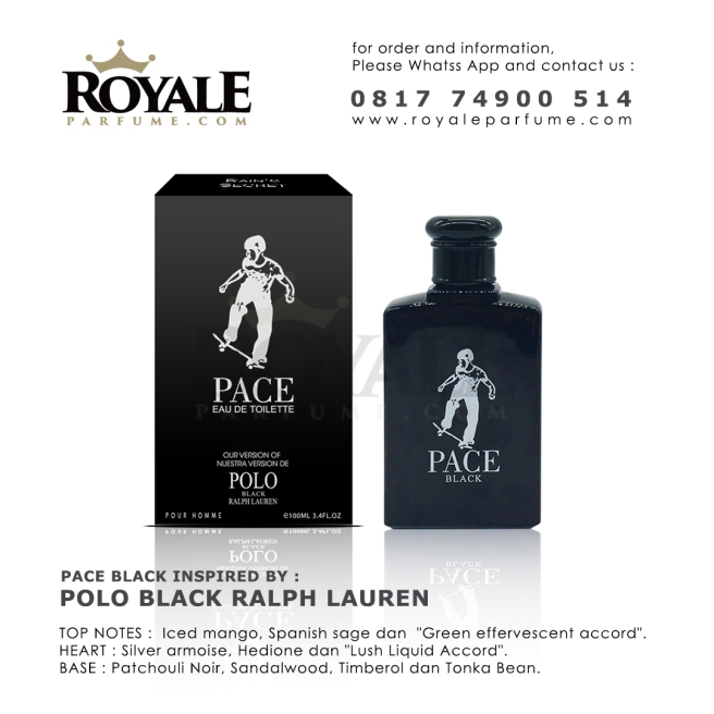 Pace Black Rain's Secret Parfum