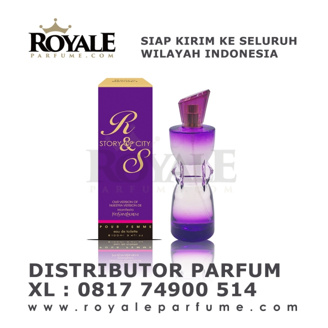 Dropship parfum di  Mamuju