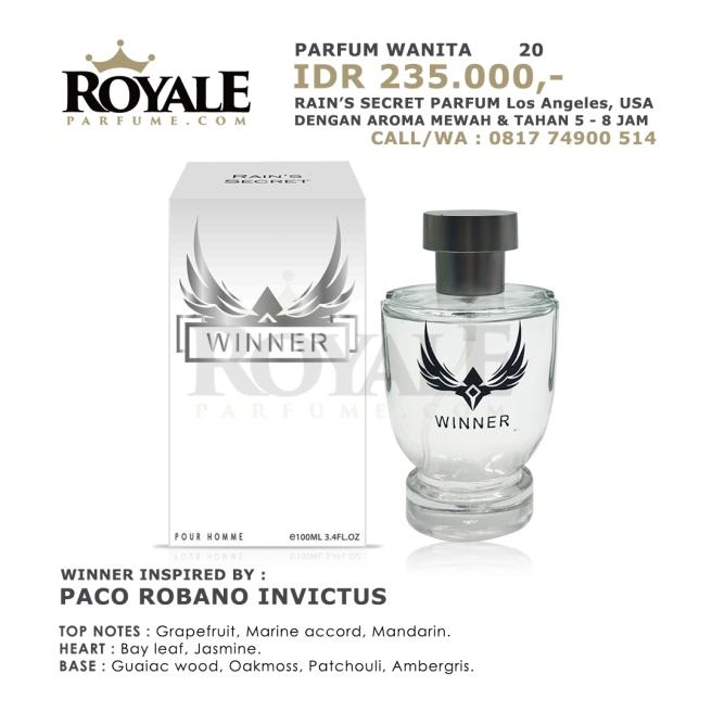 Distributor parfum Mataram WA-081774900514