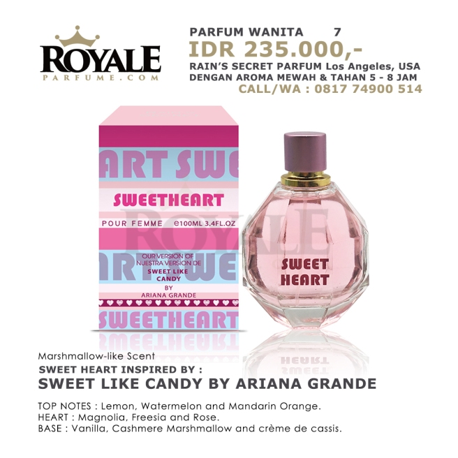 Jual parfum Balikpapan WA-081774900514